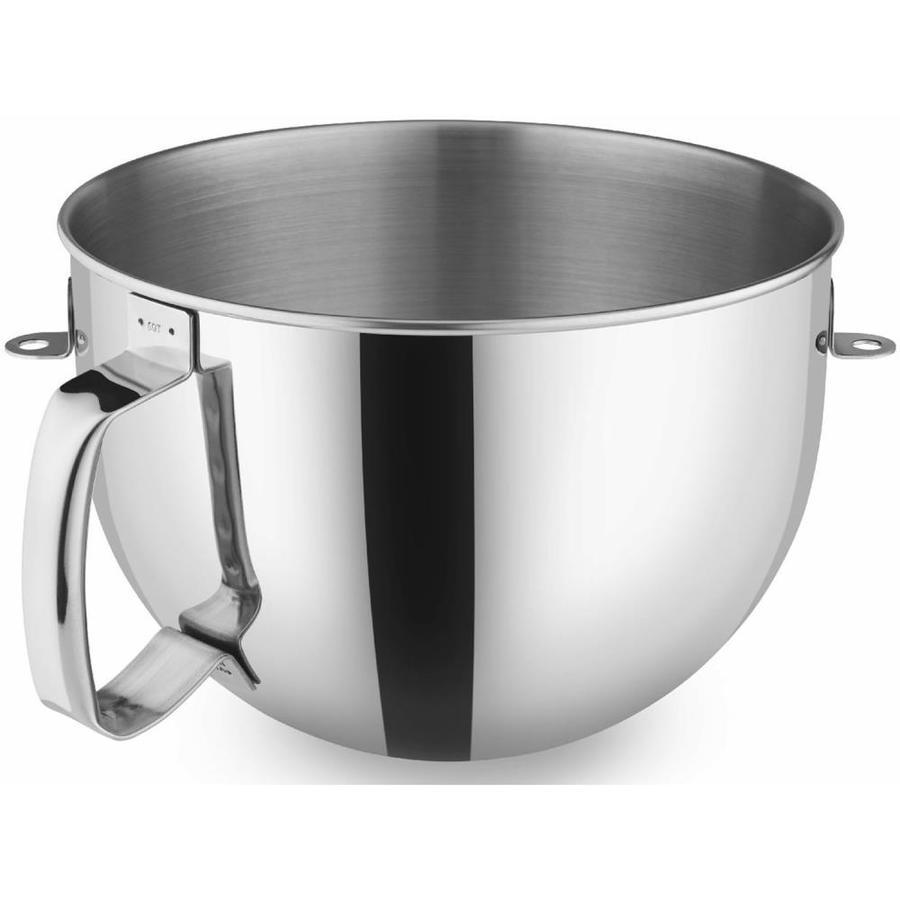 KitchenAid 6-Quart Stainless Steel Mixing Bowl