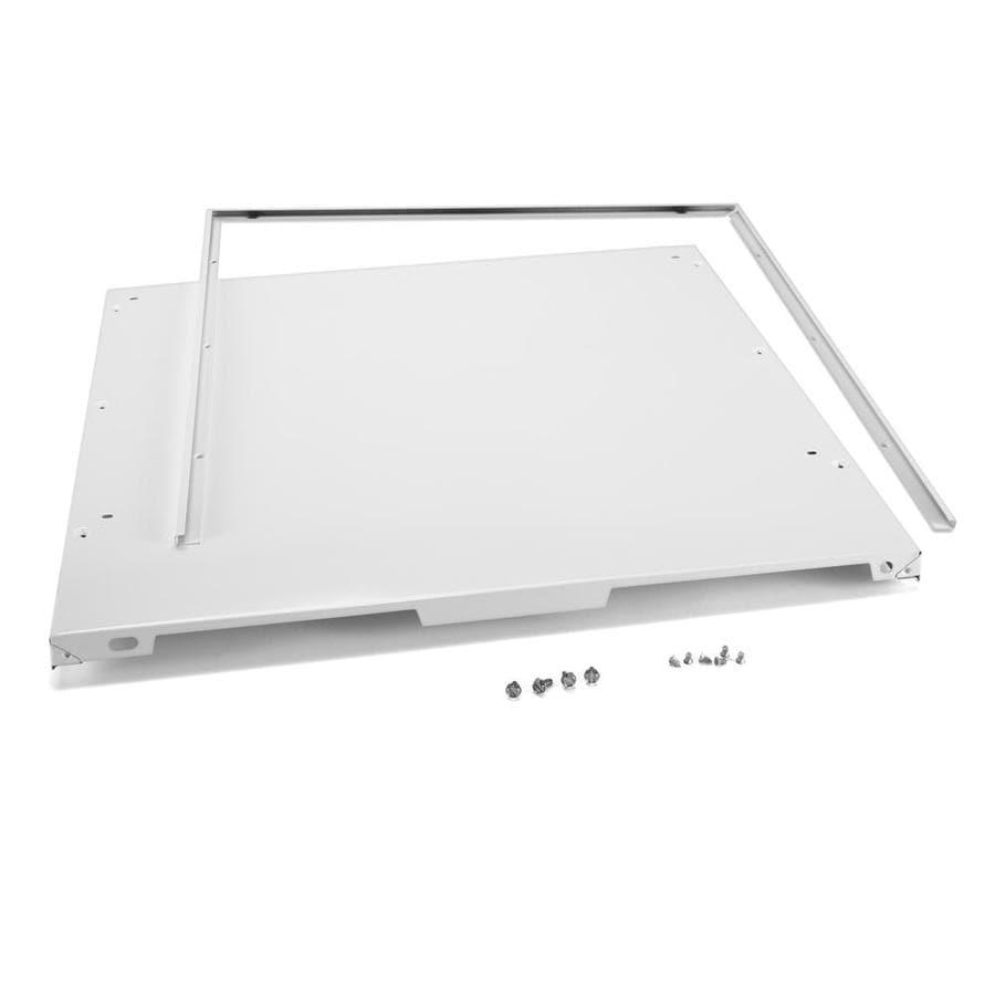 "Whirlpool 4"" White Dishwasher Console Panel Kit"
