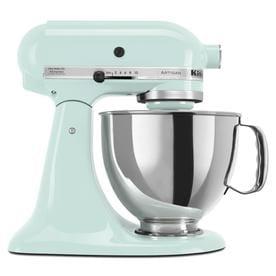 KitchenAid Artisan Series 5 Quart 10 Speed Ice Blue Countertop Stand Mixer