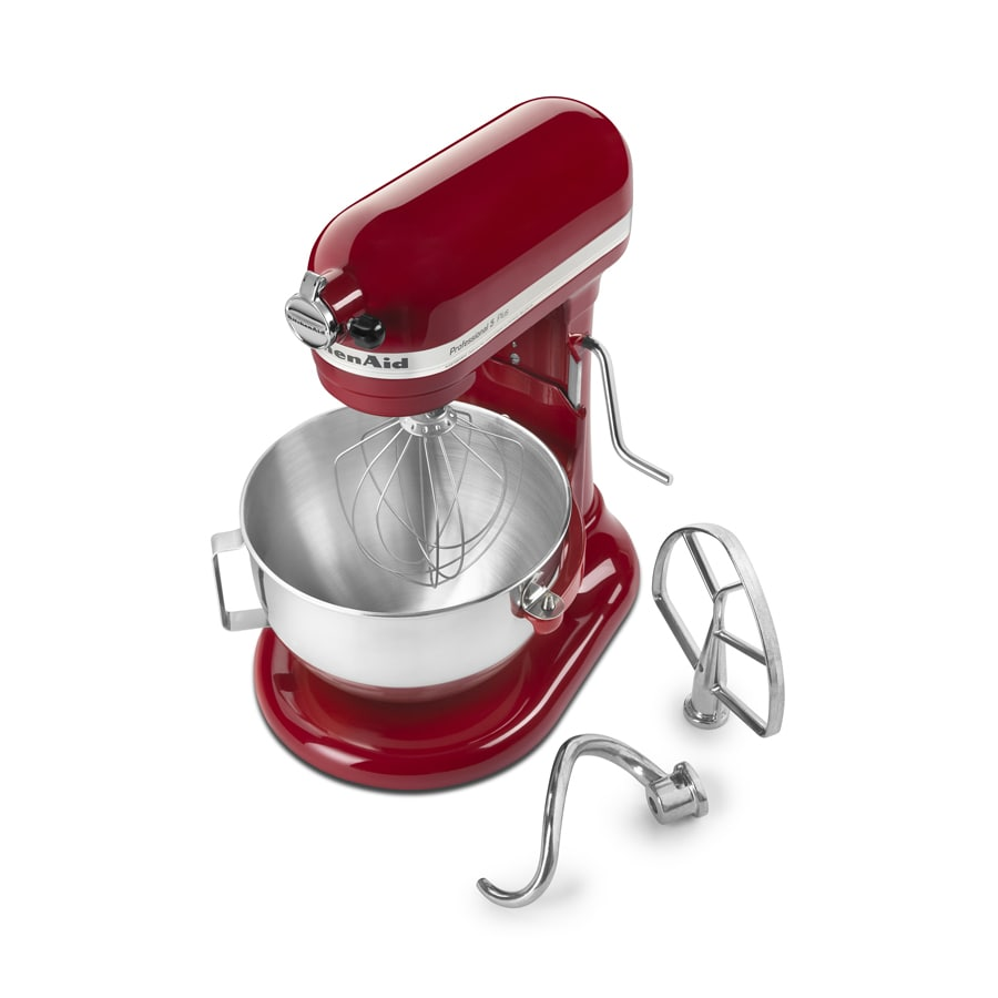KitchenAid 5 Quart Professional 500 Series Red Stand Mixer