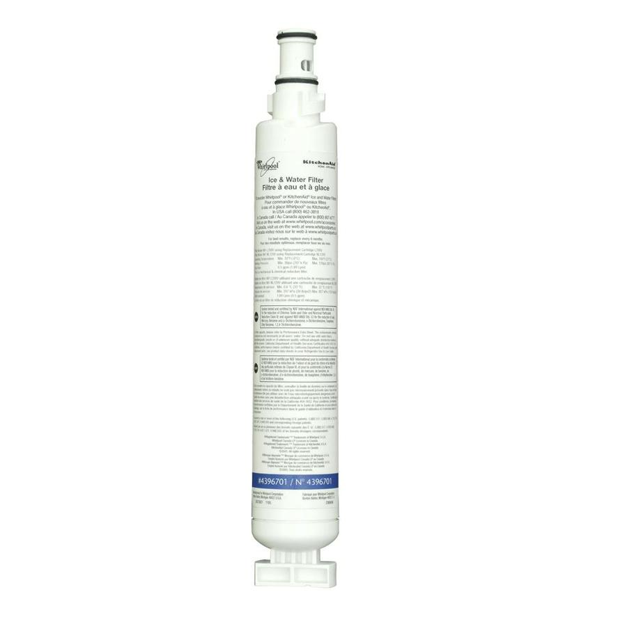 Whirlpool 6-Month Refrigerator Water Filter
