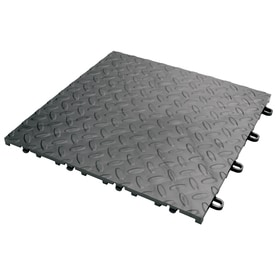 Shop Garage Flooring At Lowescom - Padded garage floor mats