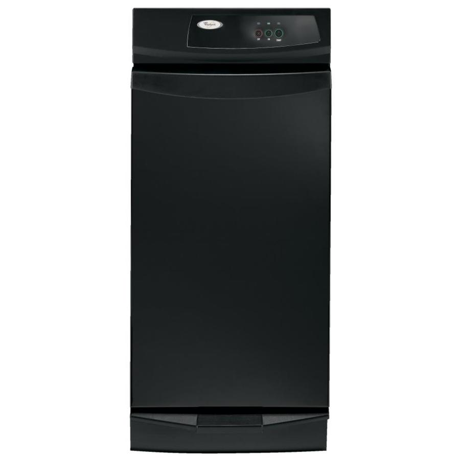 Whirlpool Gold 15-in Black-on-Black Undercounter Trash Compactor