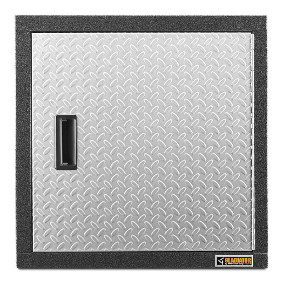 Gladiator Premier Wall GearBox 24-in W x 24-in H x 12-in D Steel Wall-mount Garage Cabinet