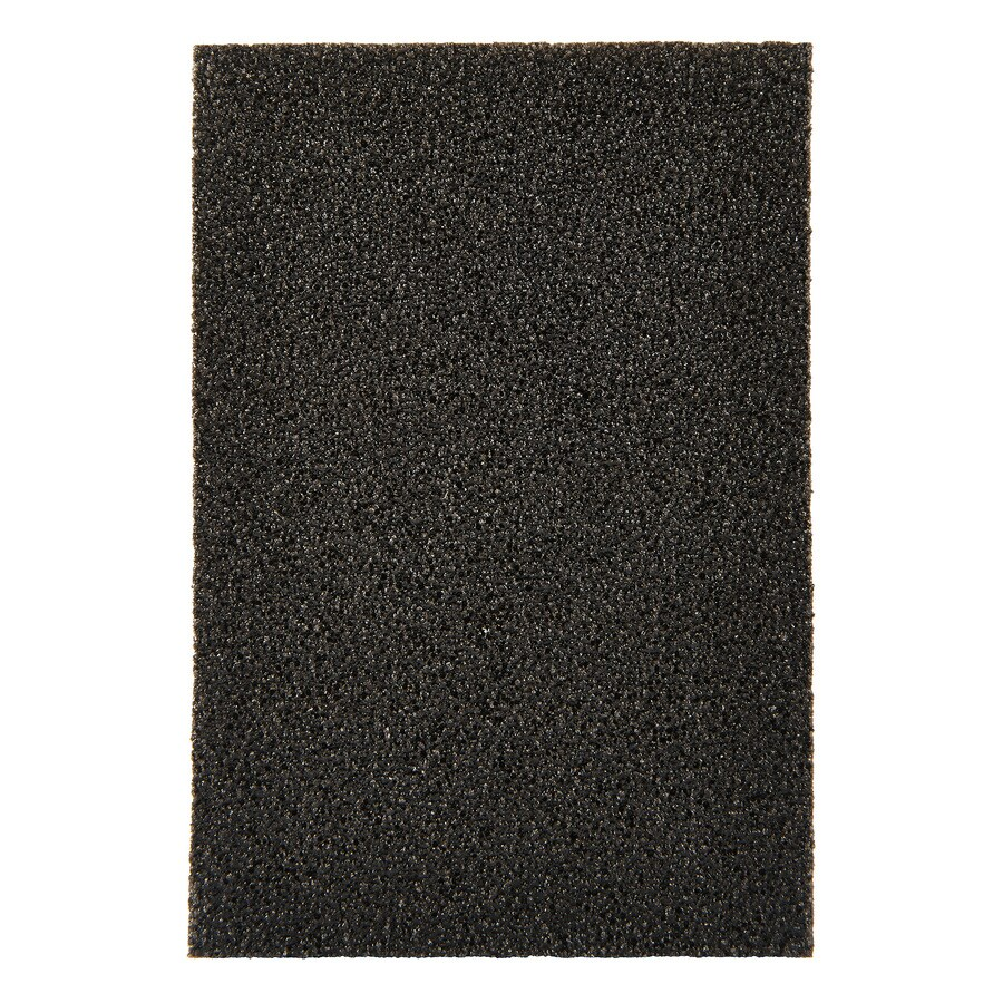 3M 2.62-in x 3.75-in 220-Grit Commercial Sanding Sponge