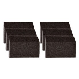 3M 6 Pack 2.875 In X 4.875 In Conventional Sanding Sponge