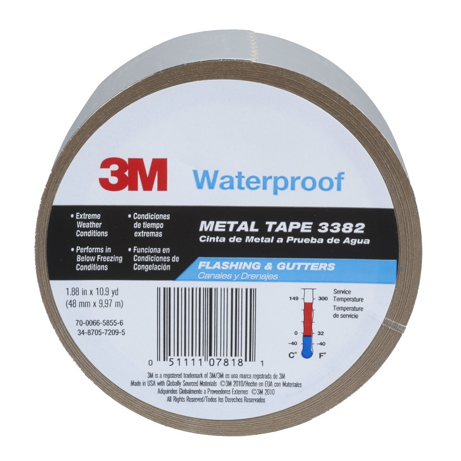 3M 1.88-in W x 32.7-ft L HVAC Tape
