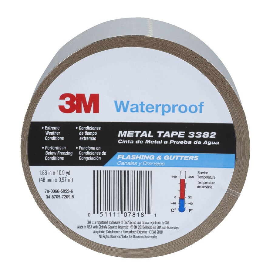 3m 188in w x 327ft l hvac tape