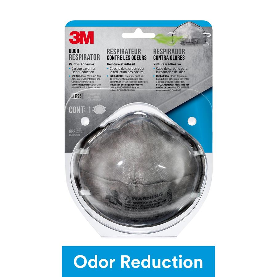 3M Disposable Painting Sanding and Fiberglass Safety Mask