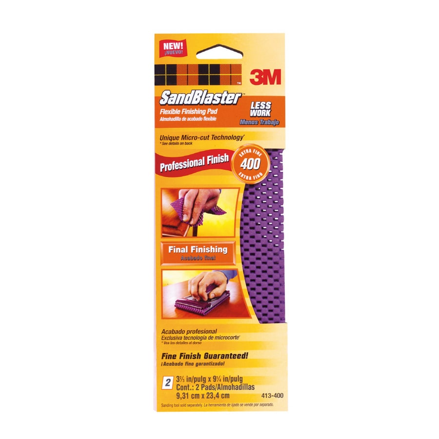 3M Flexible Sanding Pad
