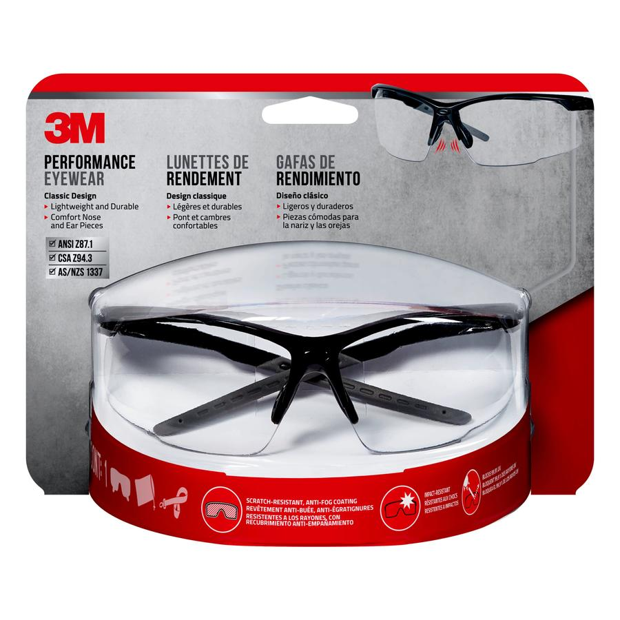 3M Multi-Purpose Safety Glasses