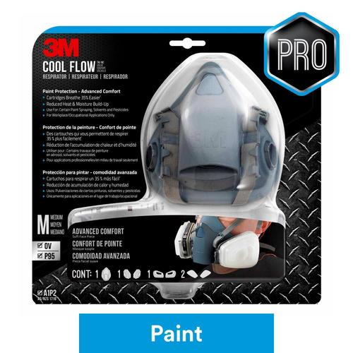 3m paint mask cartridge