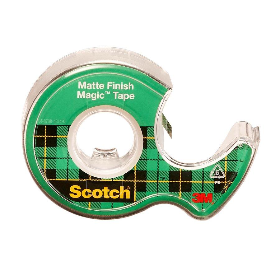 Scotch 3-Pack Magic 25-ft x 0.75-in Clear Tape