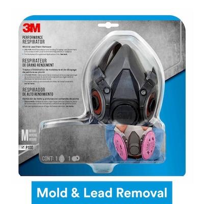 3M Reusable Sanding Valved Safety Mask at Lowes com