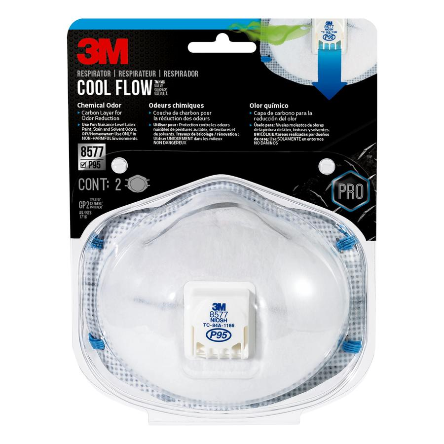 3M 2-Pack All Respirators