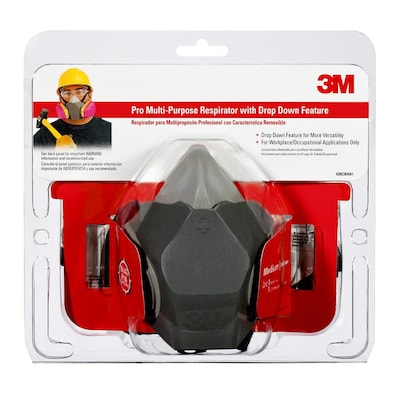 3M Reusable All-Purpose Valved Safety Mask at Lowes com