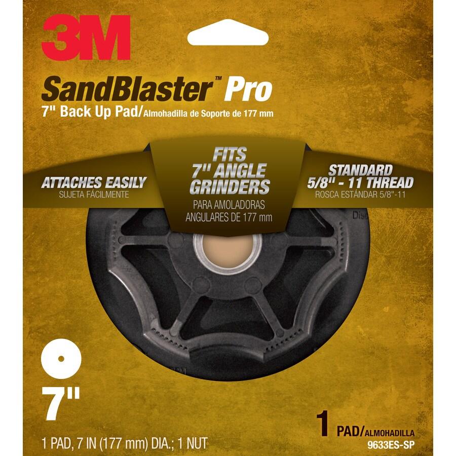 3M SandBlaster Pro Back-Up Pad for Fiber Discs