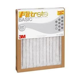 d3587233af7 Filtrete 3-Pack Basic (Common  16-in x 25-in x