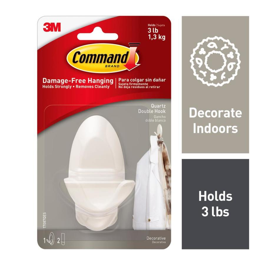 Command Quartz Adhesive Hook