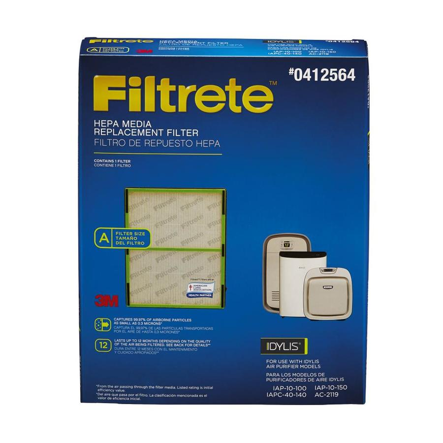 Filtrete HEPA Air Purifier Filter