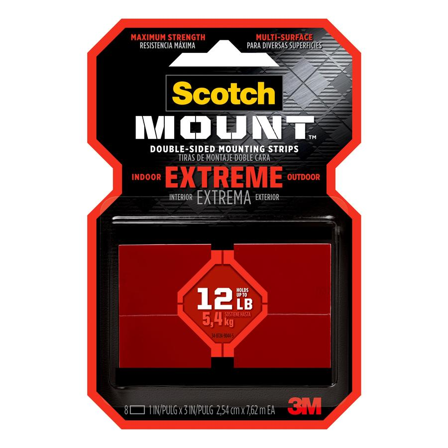 Scotch 1-in Two-Sided Tape