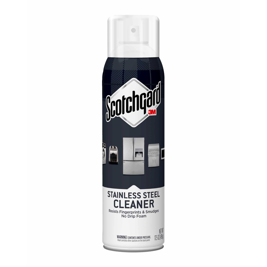 Scotchgard Stainless Steel Cleaner 17.5 fl oz Stainless Steel Cleaner