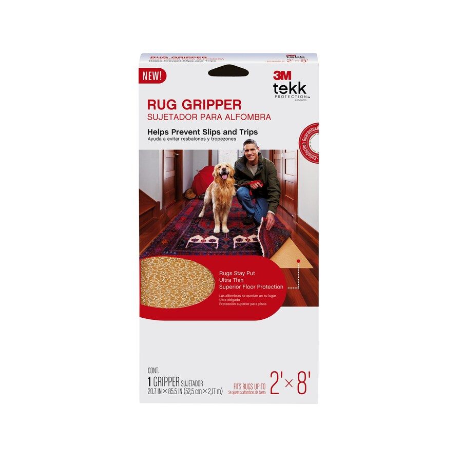 3M 20.7-in x 85.5-in Rug Pad