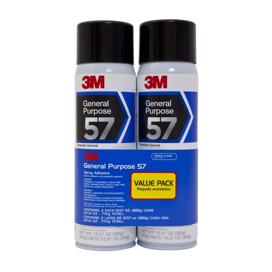 3M 2-Pack 27.14-oz Spray Adhesive
