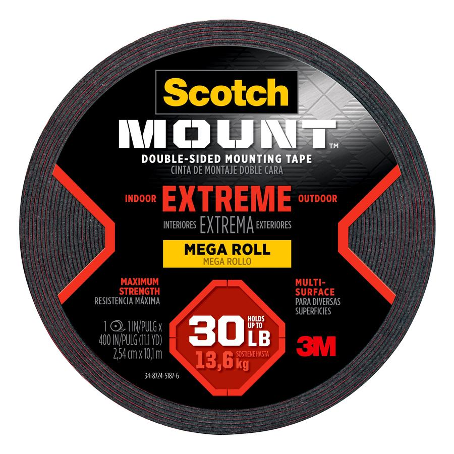 Scotch 1 In X 33.33 Ft Two Sided Tape