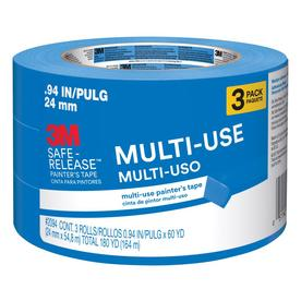 3M 3-Pack 0.94-in Painters Tape