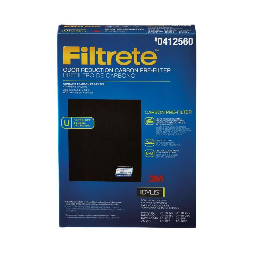 Shop Filtrete Idylis Replacement HEPA Air Purifier Filter at Lowes.com