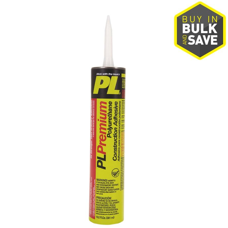 LOCTITE PL Premium Polyurethane Tan Construction Adhesive