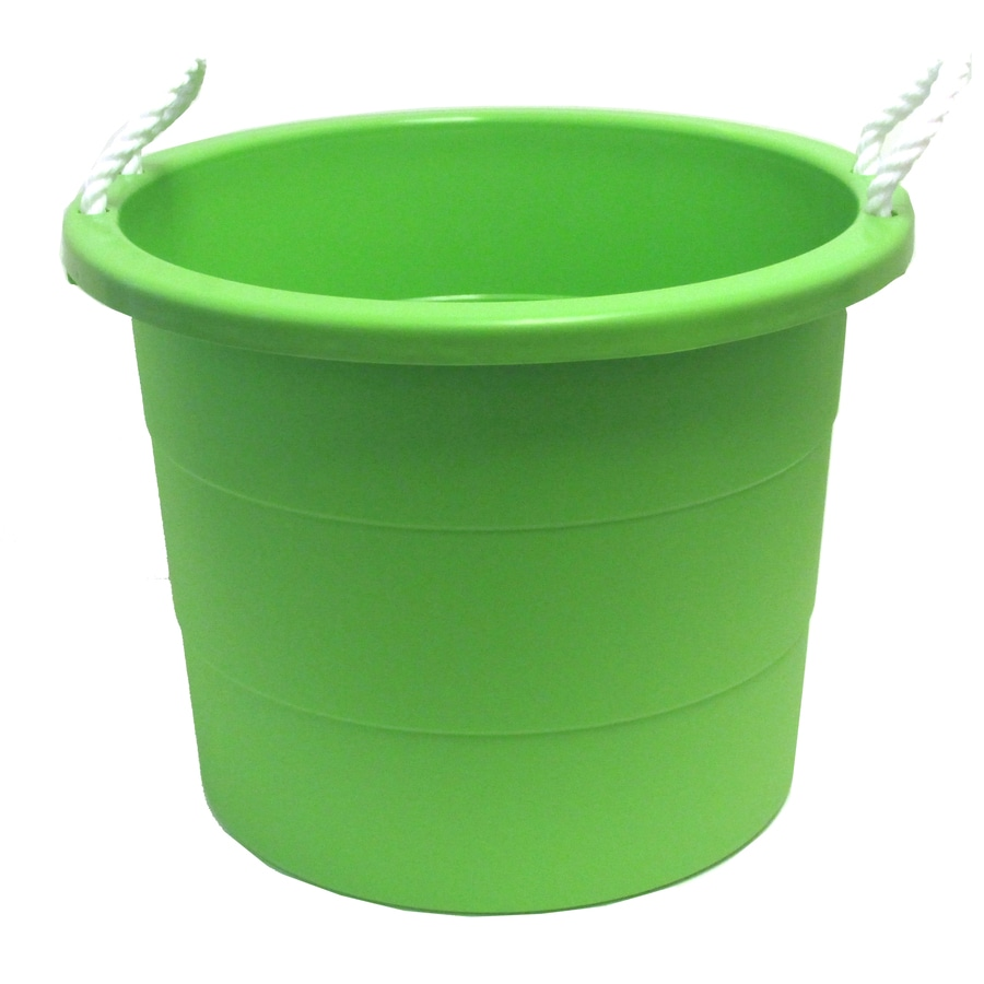 low large grade super plastic originalviews density made buckets storage construction with food modern multipurpose tubs polyethylene tubtrugs flexible from tub