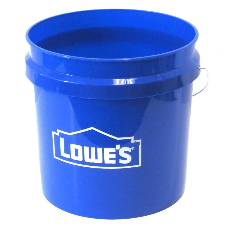 United Solutions Lowe's 2-Gallon Residential Paint Bucket
