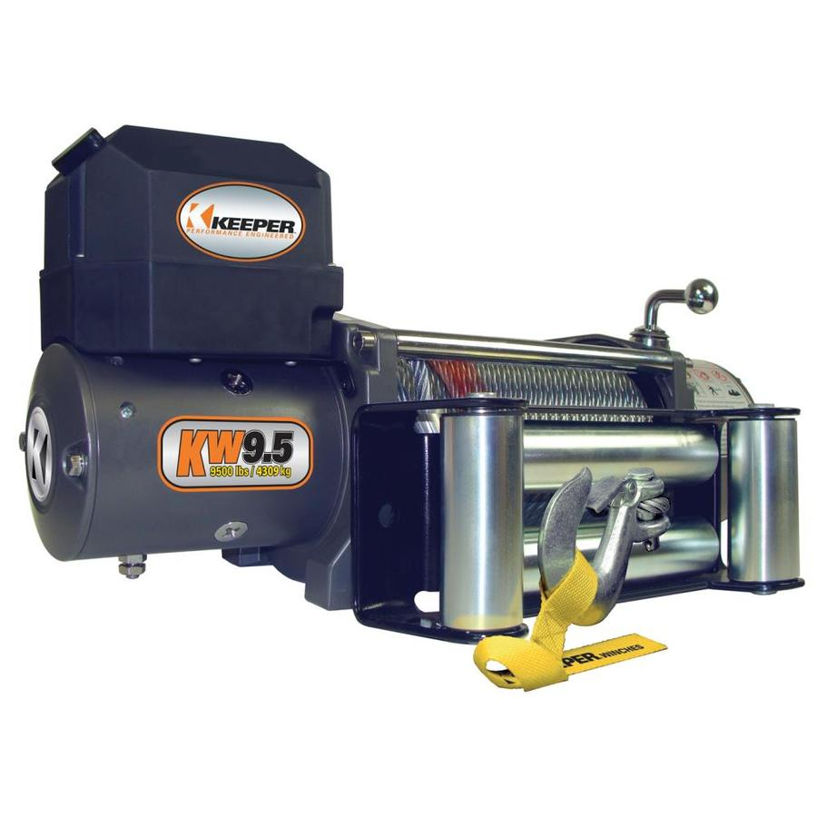 Keeper 5.5-HP Universal Winch