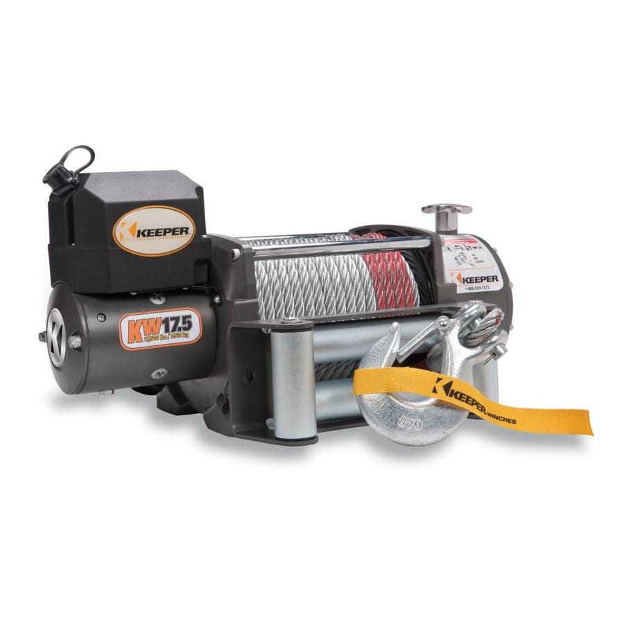 Keeper 6-HP Universal Winch