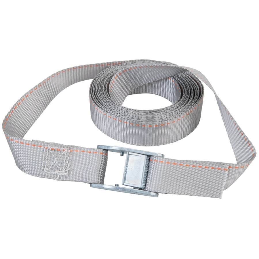 Secure Tite 2-Pack 1-in x 14-ft Cam Buckle Tie Down
