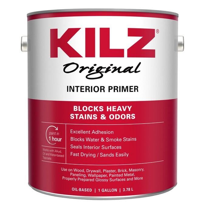 Kilz Original Interior Multi Purpose, Kilz For Basement Walls
