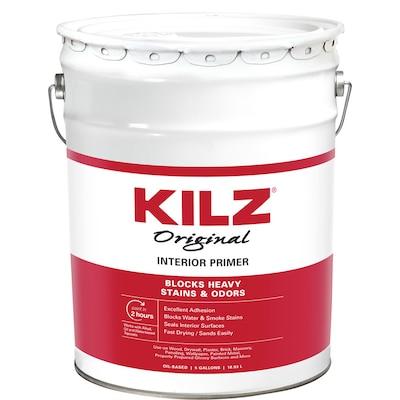 Kilz Original Low Voc Interior Multi Purpose Oil Based Wall And