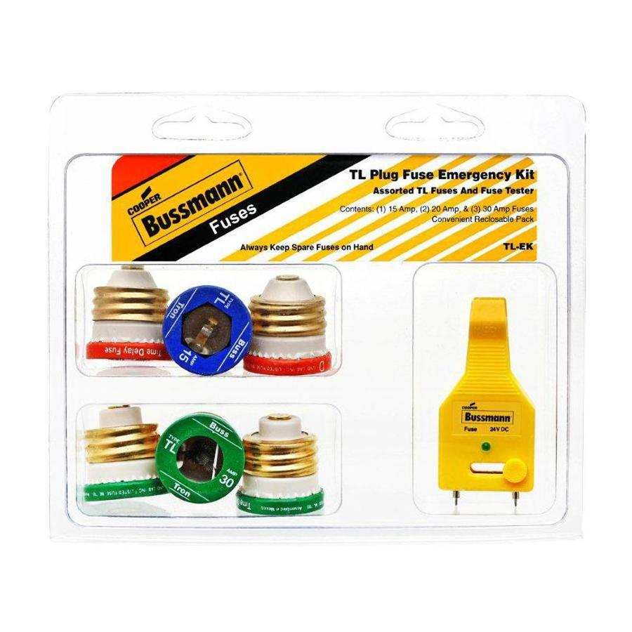 cooper bussmann 7-pack 30-amp time delay plug fuse at ... rsx type s fuse box diagram