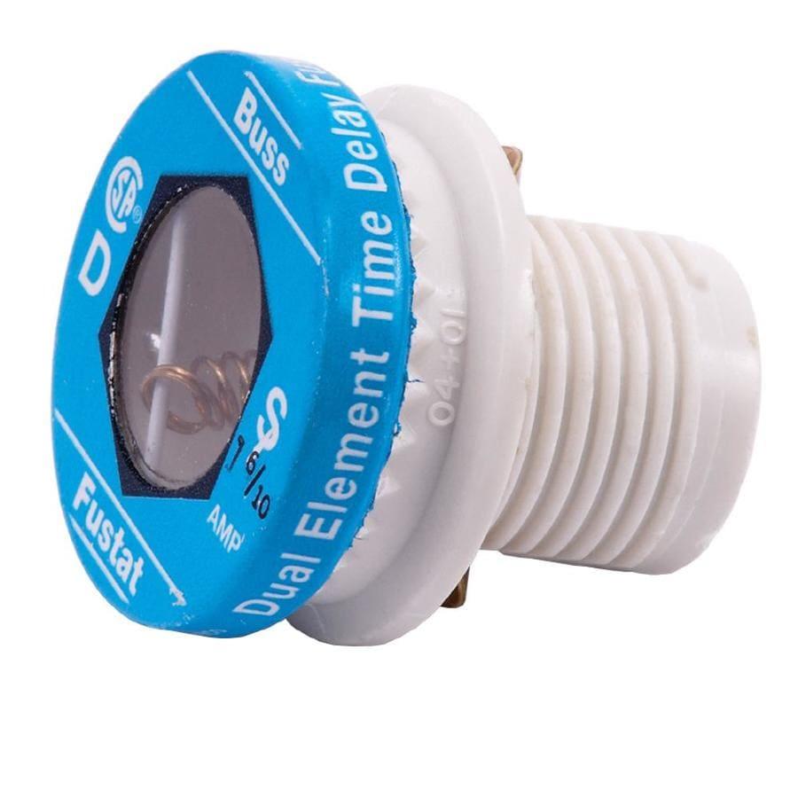 Cooper Bussmann 1.6-Amp Time Delay Plug Fuse