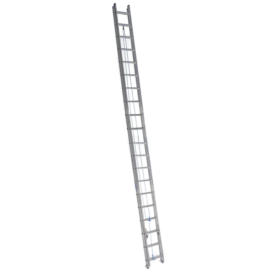 Werner 40-ft Aluminum Type 1 - 250 lbs. Extension Ladder