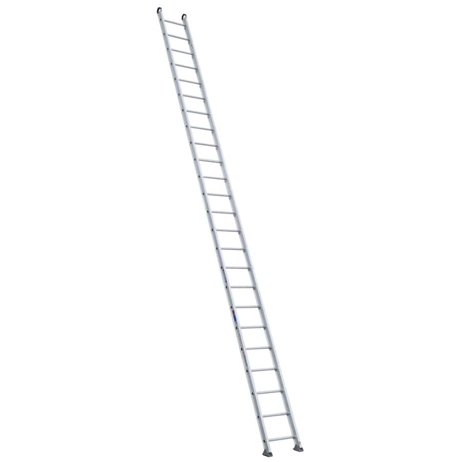Werner 24-ft Aluminum 300-lb Type IA Straight Ladder
