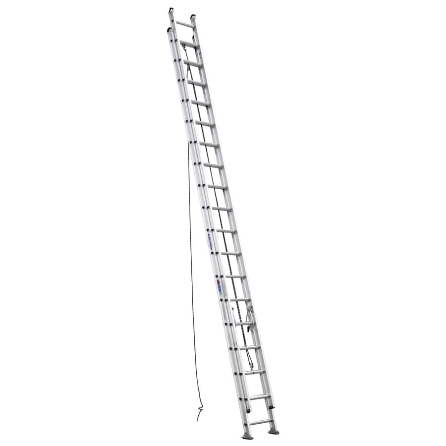 Werner 36-ft Aluminum 375-lb Type IAA Extension Ladder