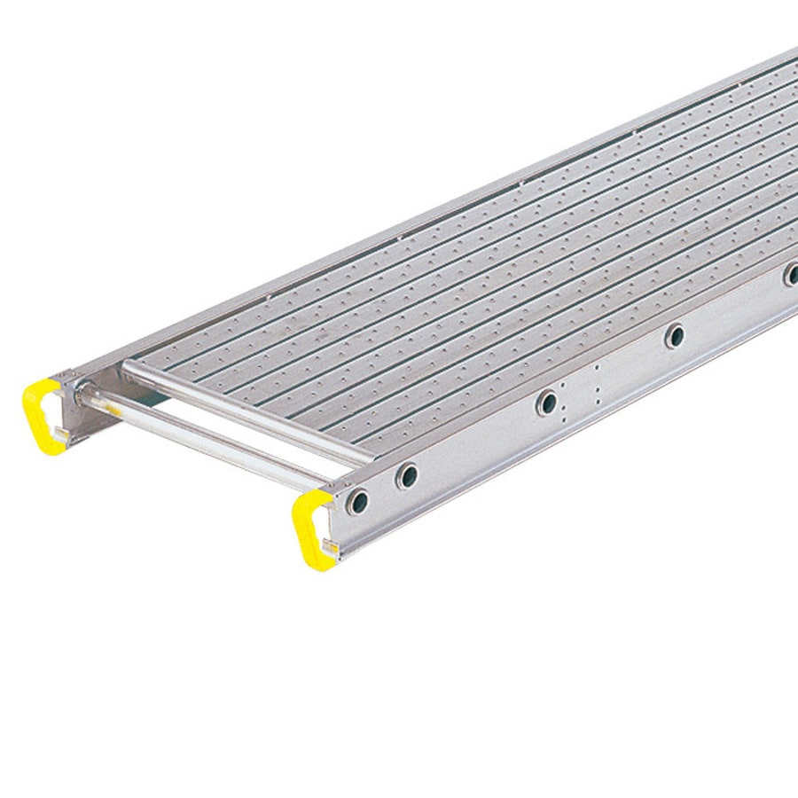 Werner 28-ft x 6-in x 24-in Aluminum Scaffold Stage
