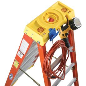 Werner 7 Ft Fiberglass Type 1a 300 Lbs Capacity Step
