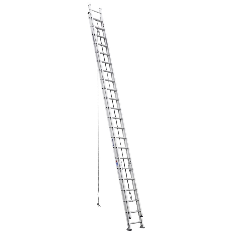 Werner 44-ft Aluminum 300-lb Type IA Extension Ladder