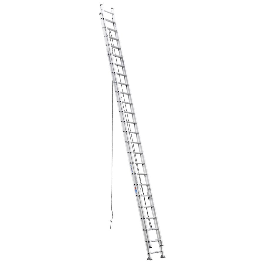 Werner 48-ft Aluminum 300-lb Type IA Extension Ladder