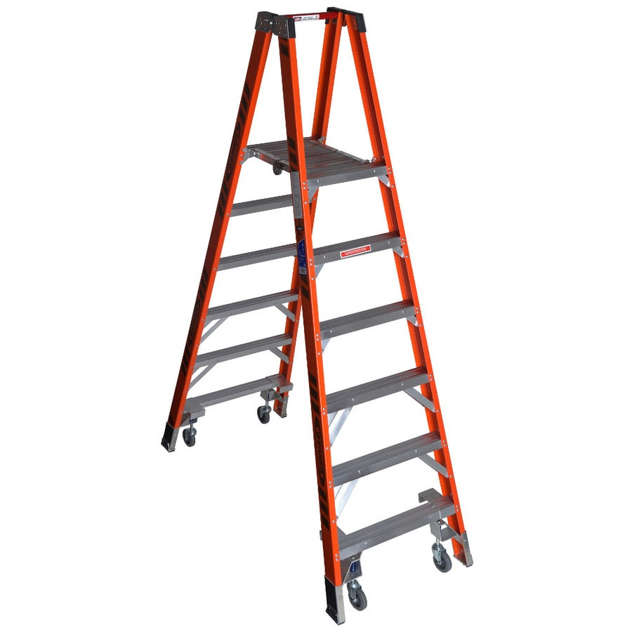 Werner AC Stabilizer for Use with Ladders at Lowe's. AC78 Quick Click™ stabilizer spans 44 In. and provides a standoff of 10 in. Requires no tools to attach to ladder. Spring-loaded locking latch makes.