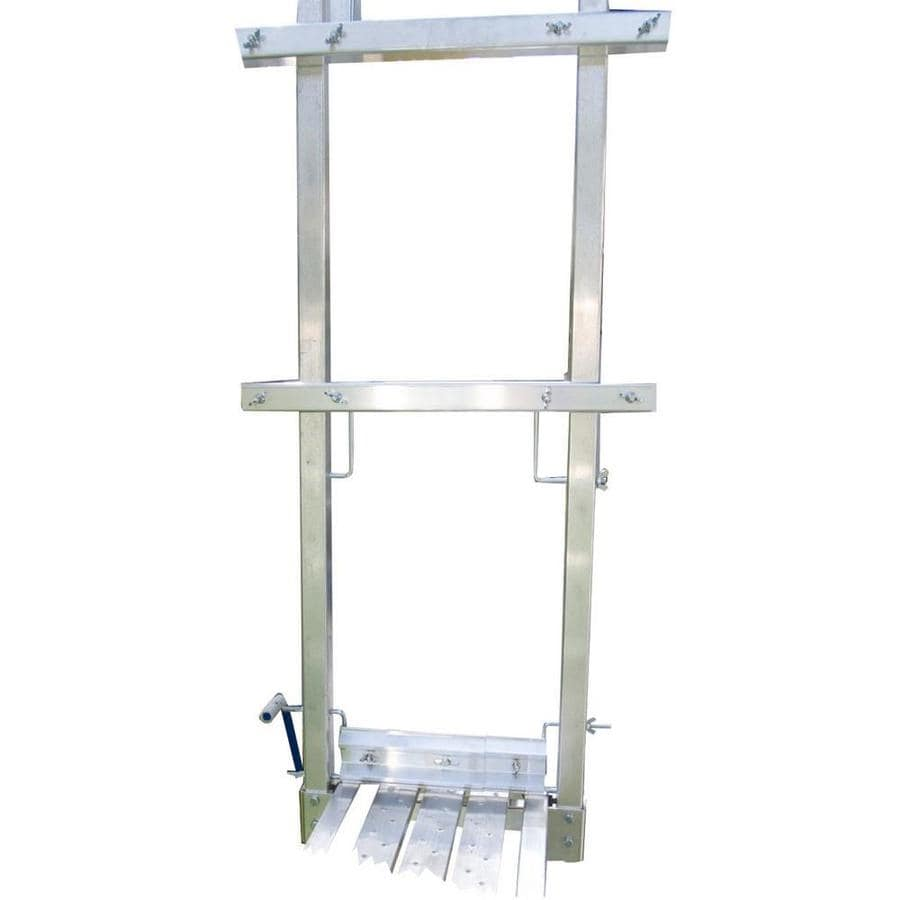 Werner End Rail Kit for Ladders Or Scaffolds